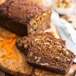 Morning Glory Bread – Naturally Sweetened