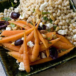 Moroccan Baby Carrots