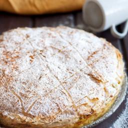 Moroccan Chicken Pie (B'stilla/Bastilla)