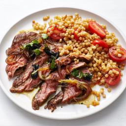 Moroccan Flank Steak