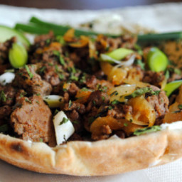 Moroccan Flatbread Pizzas (Can Be Ww)
