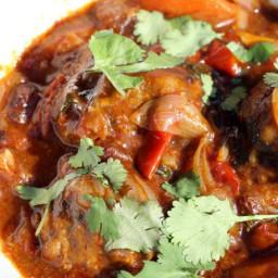 Moroccan Lamb Meatball Tagine Recipe