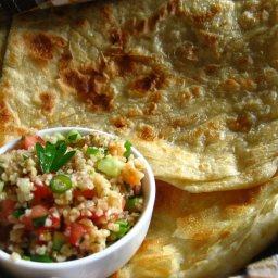 Moroccan Paratha