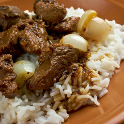 Moroccan Slow-Cooked Lamb