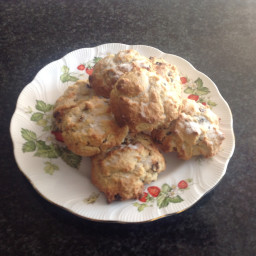 Mother Tozer's Rock Cakes