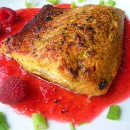 Mount Baker Raspberry Salmon