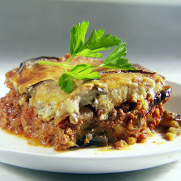 Turkish Moussaka