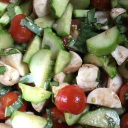 Mozzerella Salad