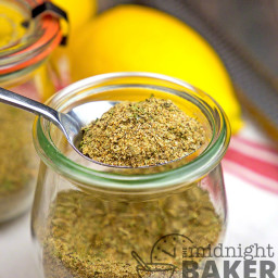 Mrs. Dash Seasoning Copycat