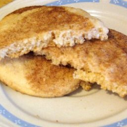 Mrs Fields Cinnamon Sugar Butter Cookies