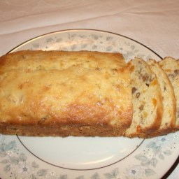Mrs. Needel's Apricot Bread