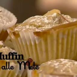 Muffin alle mele - I men� di Benedetta