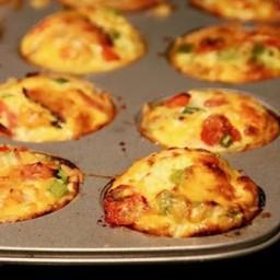 Muffin Tin Quiche Recipe