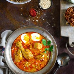 Murgh Shahjahani / Chicken in a rich Creamy Gravy