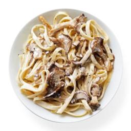 Mushroom Gorgonzola Cream Sauce