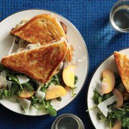 mushroom-grilled-cheese-melt-with-nectarine-salad-2783384.jpg
