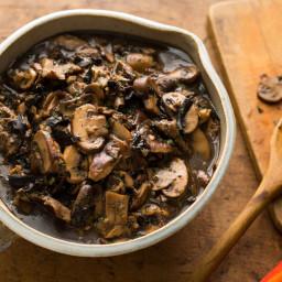 Mushroom Ragoût