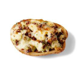 Mushroom-Taleggio Twice-Baked Potatoes