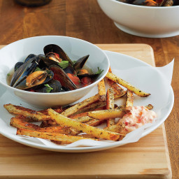 Mussels Frites