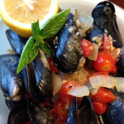 Mussels Josephine