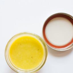 Mustard Lemon Dressing