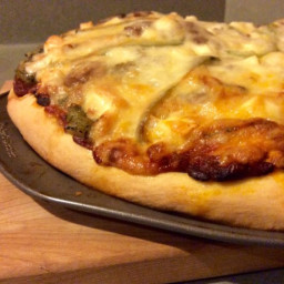 My Best Ever Breadmaker Pizza Dough