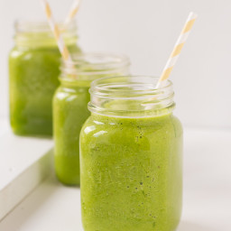 My Favourite Green Smoothie - Vegan + Gluten-free