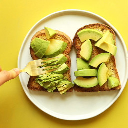 My Go-To Avocado Toast