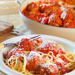My Mama Iuliucci's Don't Skip a Step Spaghetti Sauce