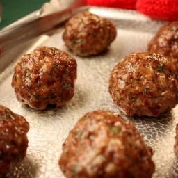 My Own Italian Meatballs