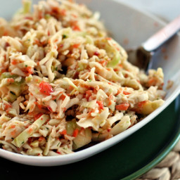 My Favorite Coleslaw Recipe