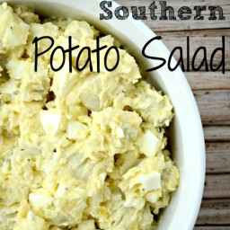 My Favorite Southern Potato Salad Recipe