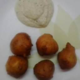 Mysore Bonda Recipe | Mysore Bajji Recipe