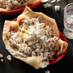 Nacho Popcorn