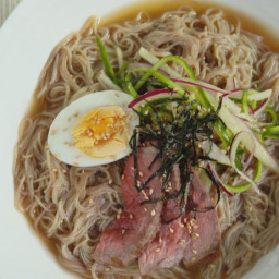 Naeng Myeon Ice-Cold Noodles