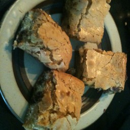 Nana's Blonde Brownies