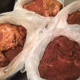 Nashville_Smoked Pork Butt/Shoulder Rub