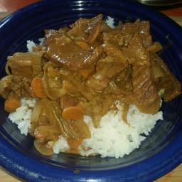 Natarina's Curry
