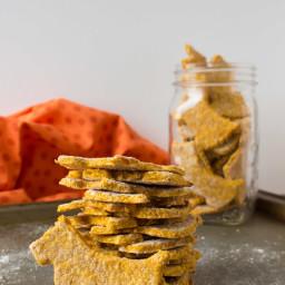 Natural Sweet Potato Dog Biscuits