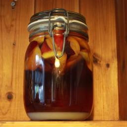 Nectarine Brandy