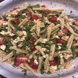 Neely's Lemon Pasta Salad