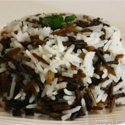 50/50 Wild Rice(side dish)