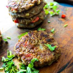 Neilson Public Lentil Burger Starter - Vegan