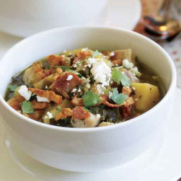New Mexican Pork and Green Chile Stew