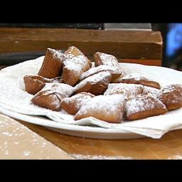 New Orleans Beignet Doughnuts