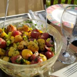 New Potato Salad with Dill