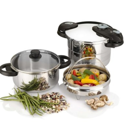 New to the Pressure Cooker? Have No Fear and Make Stock