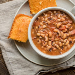 New Year's Black-Eyed Peas