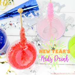New Years Drink For Kids
