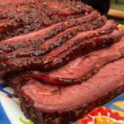 New York Strip Roast: Easy Steak For A Crowd!